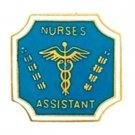 Nurses Assistant Lapel Pin Caduceus Medical Emblem Graduation Nursing 971 New