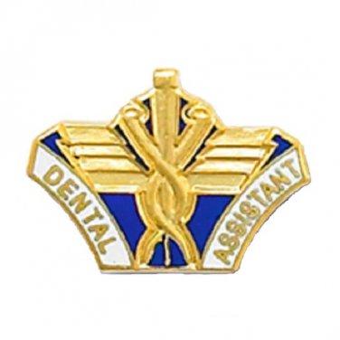 Dental Assistant Lapel Pin Medical Emblem Graduation 5043 New