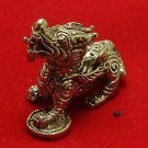 PI YAO DRAGON WEALTH ATTRACTION CHINESE MINI AMULET LUCKY MONEY RICH THAI GIFT
