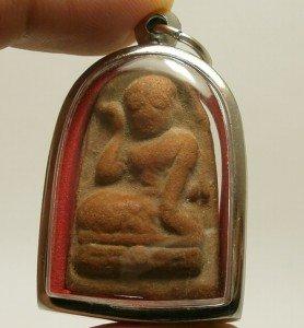 NANGKWAK LADY THAI BUDDHA AMULET PENDANT FOR MERCHANT BUSINESS LUCKY RICH TRADE
