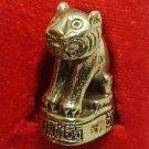 Life Protection Strong Magic Tiger Thai Amulet Talisman