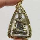 HERMIT CHEEVAKA DOCTOR HEALING LORD BUDDHA THAI MINI AMULET GOOD HEALTH PENDANT