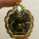 KHMER UPAKOOT BUDDHA RICH LUCKY MONEY WEALTH CAMBODIA AMULET LOVE PENDANT GIFT