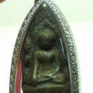 1892 BUDDHA SHINARAJ DHARMA THAI ANTIQUE AMULET LOVE SUCCESS WEALTH RICH PENDANT