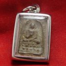 VERY RARE REAL POWERFUL PHRA SOMDEJ LP PUEK THAI BUDDHA AMULET PENDANT THAILAND