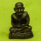 LP TUAD THUAD THAI SACRED MONK BLESSED MINI BUDDHA AMULET WIN OBSTACLE & SUCCESS