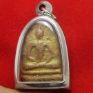 STRONG MAGIC LP BOON THAILAND FAMOUS MONK BUDDHA AMULET PENDANT WIN SUCCESS LIFE