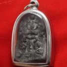 POWER YANTRA STRONG MAGIC LP BOON BUDDHA REAL THAI AMULET PENDANT THAILAND GIFT