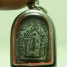 PHRA SOMDEJ PILAN LORD BUDDHA IN SACRED TEMPLE THAI REAL POWERFUL AMULET PENDANT