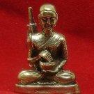 TINY PHRA SIVALEE THAI SIAM BUDDHA AMULET LUCKY TRADE MONEY RICH HAPPY MERCHANT