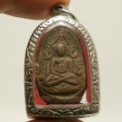 PHRA KHUNPAEN TRIPLE LOVE ATTRACTION POWER THAI BUDDHA REAL AMULET MAGIC PENDANT