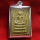 SOMDEJ LP PAE THAILAND FAMOUS MONK REAL THAI BUDDHA TOP AMULET PENDANT VERY RARE