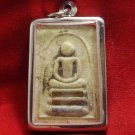 PHRA SOMDEJ 3 MAGIC TAKRUT GOLD SILVER BRONZE LP MUI THAI BUDDHA AMULET PENDANT