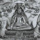 LP BOON LORD BUDDHA & 2 DISCIPLE THAI LOVE HARMONY HEALING HEALTH AMULET PENDANT