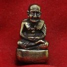 THAILAND MINI AMULET LP TUAD THUAD THAI SACRED LEGEND MONK REAL BUDDHA VERY RARE