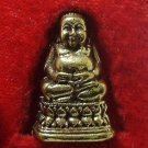 THAI MINI BUDDHIST AMULET HAPPY BUDDHA HOTEI BUDAI SANGKAJAI REAL LUCKY RICH WIN