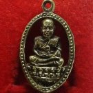 LP TUAD THAI SACRED BUDDHA AMULET LUCKY SUCCESS RICH BRASS PENDANT THAILAND GIFT