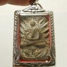 1917 PHRA SOMDEJ LP PUEK THAI POWERFUL MAGIC BUDDHA AMULET REAL BUDDHISM PENDANT
