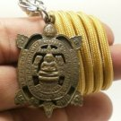 MAGIC TURTLE LP LEW RICH LUCKY WIN POWERFUL THAI MIRACLE AMULET PENDANT NECKLACE
