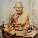 LP SUK SOOK MAGIC THAI BUDDHA LUCKY MONEY RICH AMULET LIFE PROTECTION PENDANT