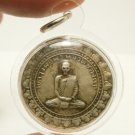 1973 LP PHROM COIN THAI POWERFUL MAGIC BUDDHA REAL AMULET IN WATERPROOF PENDANT