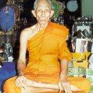BEAUTIFUL THAI BUDDHA AMULET PENDANT LP RUAY MIRACLE RICH MONEY LUCKY GAMBLE WIN