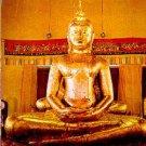 LP SOTORN YELLOW THAILAND FAMOUS TEMPLE THAI BUDDHA AMULET PEACEFUL LIFE PENDAN