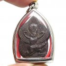 GARUDA PHAYA KRUT MAGIC EAGLE BIRD LP BOON THAI LIFE PROTECTION AMULET PENDANT
