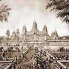 RARE ANTIQUE KHMER CAMBODIA POWERFUL BUDDHA AMULET PENDANT LUCKY CASINO GAMBLE