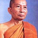 SANGKARAJ 18th THAI MONK KING COIN BUDDHA AMULET LUCKY SUCCESS PENDANT NECKLACE