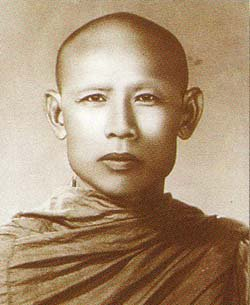 LP LEE PHRA BOTHIJAK THAI BUDDHA AMULET LUCKY SUCCESS PEACEFUL PENDANT NECKLACE