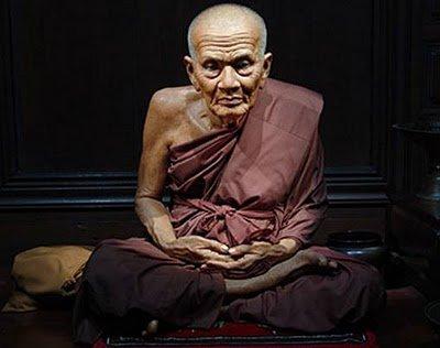 THAI LIFE PROTECTION BUDDHA RARE AMULET LP TUAD THUAD WAT CHANGHAI LUCKY PENDANT
