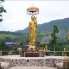 THAI MINI SIVALI BUDDHA AMULET PHRA SIVALEE REAL LUCKY TRADE MONEY RICH MERCHANT