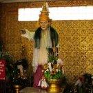 BO BO GYI PENDANT DHEP THEP TUNJAI BURMESE AMULET MIRACLE PROTECTION LUCKY RICH