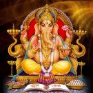 GANESHA GANAPATI VINAYAKA GANESH GOD HINDU THAI MINI AMULET SUCCESS WIN OBSTACLE