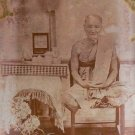THAI AMULET CHARM LUCKY LOVE PEACFUL LONG LIFE POWERFUL PHRA PIDTA BUDDHA LP IAM