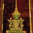 THAI AMULET BLESSED FOR LUCKY SUCCESS PENDANT PHRA KAEW OF EMERALD BUDDHA TEMPLE