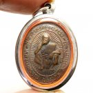 LP KOON BLESS 2536 AMULET THAI BUDDHA MIRACLE PENDANT MULTIPLY LUCKY MONEY RICH