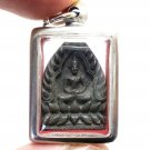 LP KOON JAOSUA 2536 AMULET MULTIPLY WEALTH MONEY RICH THAI BUDDHA LUCKY PENDANT
