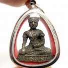 LORD BUDDHA POWERFUL BLESSED AMULET THAI PENDANT LUCKY RICH HAPPY PEACEFUL LIFE