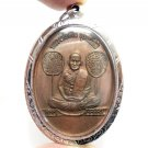 LP NGERN BANGKLAN TEMPLE PENDANT MAGIC THAI BUDDHA AMULET BLESS LUCKY MONEY RICH