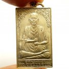 PHRA SOMDEJ TOH WAT RAKANG THAI MAGIC MIRACLE AMULET HAPPY LUCKY SUCCESS PENDANT