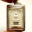 SOMDEJ 3 TAKRUT LP KOON AMULET MULTIPLY SUCCESS LUCKY MONEY THAI BUDDHA PENDANT