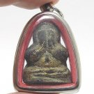 PHRA PIDTA PITTA BUDDHA LP EIAM THAI AMULET CHARM LUCKY LOVE ATTRACTION PENDANT