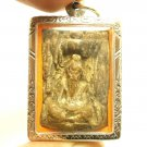 HERMIT LERSI ANTIQUE THAI POWERFUL MAGIC AMULET PENDANT BLESSING TO WIN OBSTACLE