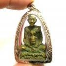 LP KALONG PENDANT THAI POWERFUL MAGIC BUDDHA AMULET LUCKY RICH SUCCESS SIAM GIFT