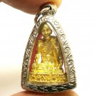 LP SUANG MIRACLE MAGIC MONK THAI BUDDHA AMULET RICH GOOD LUCK PROTECTION PENDANT