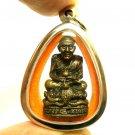 LP TUAD THUAD COBRA SNAKE THAI PENDANT AMULET STRONG PROTECTION BUDDHA SUCCESS