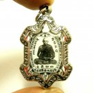 LP LEW BLESSED TURTLE PENDANT MAGIC TAKRUT THAI POWERFUL AMULET LUCKY PROTECTION