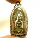 BEAUTIFUL LORD BUDDHA NIRUNTARAI THAI AMULET STRONG PROTECTION WIN LUCKY PENDANT